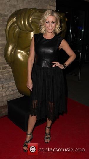 Denise Van Outen - The British Academy Children's Awards held at the The Roundhouse - Arrivals at The Roundhouse, Camden,...