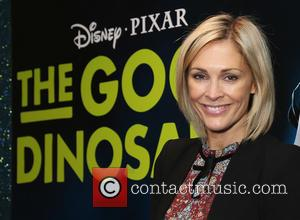 Jenni Falconer - The UK Gala Screening of 'The Good Dinosaur' at Picturehouse Central - Arrivals at Picturehouse Central -...