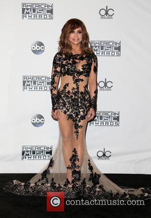 Paula Abdul - 2015 AMERICAN MUSIC AWARDS_Press Room at Microsoft Theater - Los Angeles, California, United States - Sunday 22nd...