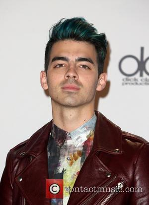 Joe Jonas - 2015 AMERICAN MUSIC AWARDS_Press Room at Microsoft Theater - Los Angeles, California, United States - Sunday 22nd...