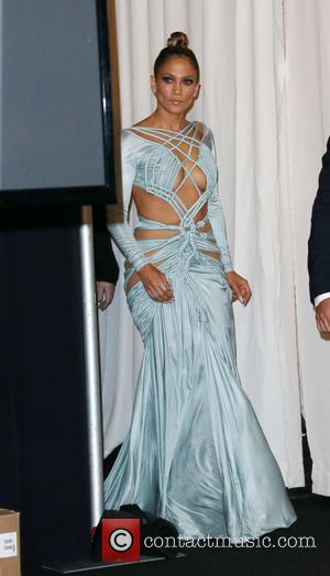 Jennifer Lopez - 2015 AMERICAN MUSIC AWARDS_Press Room at Microsoft Theater - Los Angeles, California, United States - Sunday 22nd...