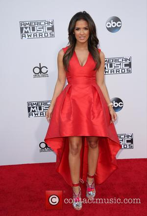Rocsi Diaz - Celebrities attend 2015 American Music Awards at Microsoft Theater. at Microsoft Theater, American Music Awards - Los...