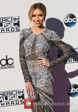 Giuliana Rancic - Celebrities attend 2015 American Music Awards at Microsoft Theater. at Microsoft Theater, American Music Awards - Los...