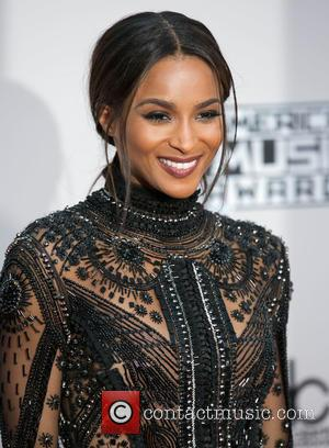 Ciara - Celebrities attend 2015 American Music Awards at Microsoft Theater. at Microsoft Theater, American Music Awards - Los Angeles,...