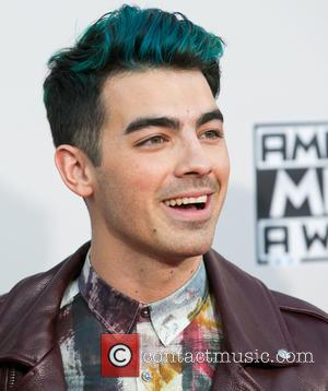 Joe Jonas , DNCE - Celebrities attend 2015 American Music Awards at Microsoft Theater. at Microsoft Theater, American Music Awards...