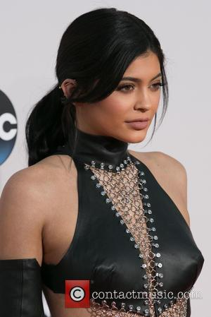 Kylie Jenner - Celebrities attend 2015 American Music Awards at Microsoft Theater. at Microsoft Theater, American Music Awards - Los...