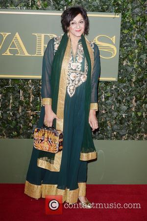 Meera Syal - London Evening Standard Theatre Awards at the Old Vic - London, United Kingdom - Sunday 22nd November...