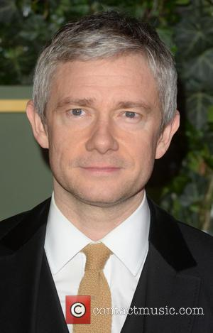 Martin Freeman - London Evening Standard Theatre Awards at the Old Vic - London, United Kingdom - Sunday 22nd November...