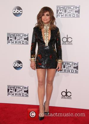 Paula Abdul - American Music Awards 2015 (AMA's) - Arrivals at Microsoft Theater, American Music Awards - Los Angeles, California,...