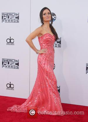 Danica McKellar - American Music Awards 2015 (AMA's) - Arrivals at Microsoft Theater, American Music Awards - Los Angeles, California,...