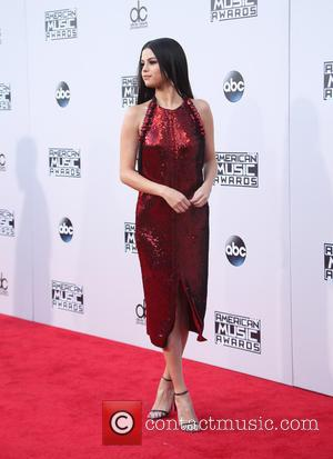 Selena Gomez - American Music Awards 2015 (AMA's) - Arrivals at Microsoft Theater, American Music Awards - Los Angeles, California,...