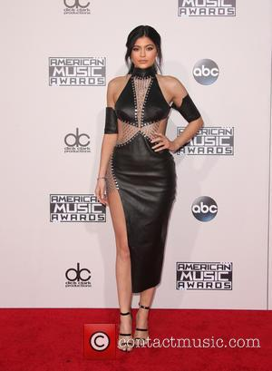 Kylie Jenner - American Music Awards 2015 (AMA's) - Arrivals at Microsoft Theater, American Music Awards - Los Angeles, California,...