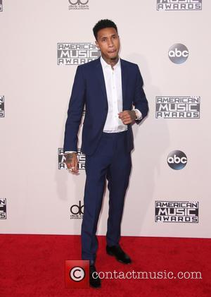 Tyga - American Music Awards 2015 (AMA's) - Arrivals at Microsoft Theater, American Music Awards - Los Angeles, California, United...