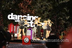 Dancing With The Stars - Dancing With The Stars performing on stage at The Grove at grove, Dancing With The...