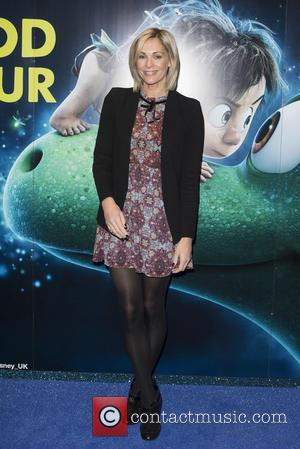 Jenni Falconer - 'The Good Dinosaur' gala screening held at the Picturehouse Central - Arrivals - London, United Kingdom -...