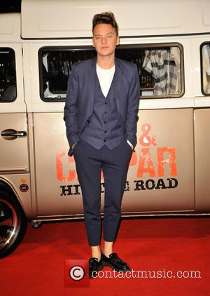 Conor Maynard - Premiere of 'Joe & Caspar Hit The Road' held at Empire Leicester Square - Arrivals at Empire...