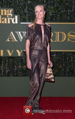 Joely Richardson - London Evening Standard Theatre Awards held at The Old Vic - Arrivals - London, United Kingdom -...