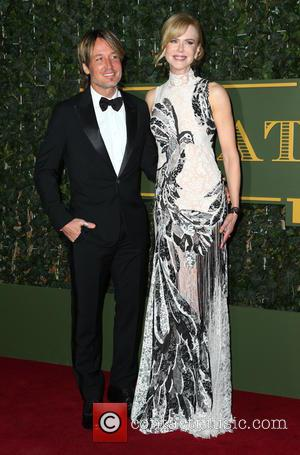 Nicole Kidman , Keith Urban - London Evening Standard Theatre Awards held at The Old Vic - Arrivals - London,...
