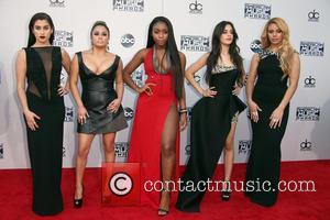 Fifth Harmony, Lauren Jauregui, Ally Brooke, Normani Kordei, Camila Cabello and Dinah Jane-hanse