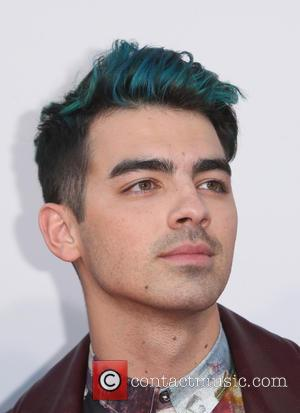 Joe Jonas - American Music Awards 2015 (AMA's) - Arrivals at Microsoft Theater, American Music Awards - Los Angeles, California,...