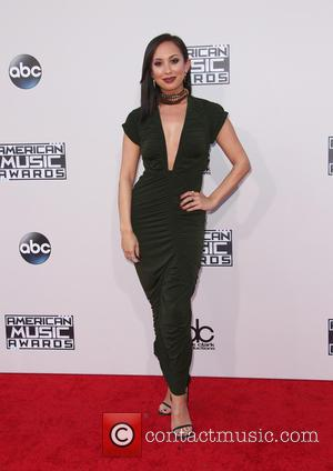 Cheryl Burke - American Music Awards 2015 (AMA's) - Arrivals at Microsoft Theater, American Music Awards - Los Angeles, California,...
