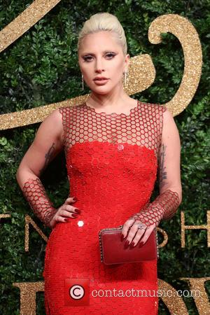 Lady Gaga - The British Fashion Awards 2015 - Arrivals at The British Fashion Awards - London, United Kingdom -...