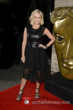 Denise Van Outen - BAFTA Childrens Awards arrivals at the Roundhouse - Arrivals - London, United Kingdom - Monday 23rd...