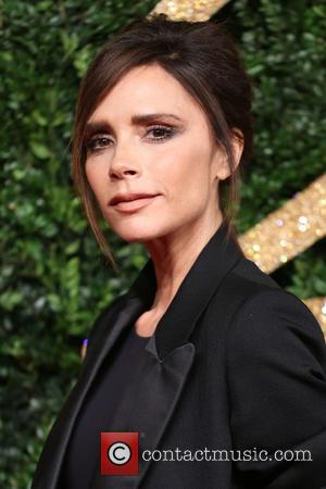 Victoria Beckham - The British Fashion Awards 2015 - Arrivals at The British Fashion Awards - London, United Kingdom -...