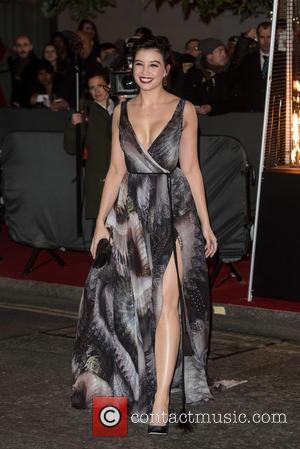 Daisy Lowe - British Fashion Awards held at the Coliseum - outside arrivals. at British Fashion Awards - London, United...