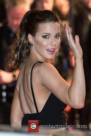 Kate Beckinsale - British Fashion Awards held at the Coliseum - outside arrivals. at British Fashion Awards - London, United...