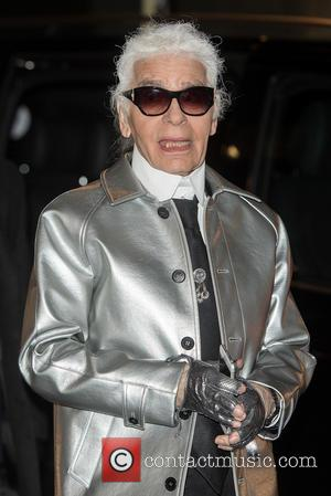 Karl Lagerfeld, British Fashion Awards