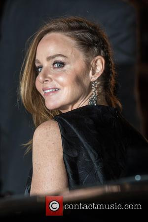 Stella McCartney - British Fashion Awards held at the Coliseum - outside arrivals. at British Fashion Awards - London, United...