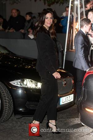 Liv Tyler - British Fashion Awards held at the Coliseum - outside arrivals. at British Fashion Awards - London, United...