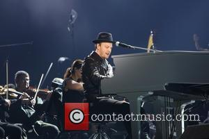 Gavin DeGraw - Night of the Proms concert live in Rotterdam - Rotterdam, Netherlands - Monday 23rd November 2015