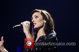 Natalie Imbruglia - Night of the Proms concert live in Rotterdam - Rotterdam, Netherlands - Monday 23rd November 2015