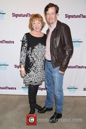 Becky Ann Baker , Dylan Baker - Opening night party for Night Is a Room at the Pershing Square Signature...