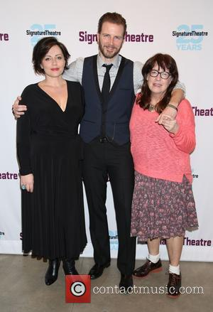 Dagmara Dominczyk, Bill Heck and Ann Dowd