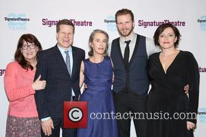 Ann Dowd, Bill Rauch, Naomi Wallace, Bill Heck and Dagmara Dominczyk
