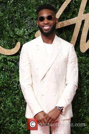 Tinie Tempah - The British Fashion Awards 2015 - Arrivals at The British Fashion Awards - London, United Kingdom -...