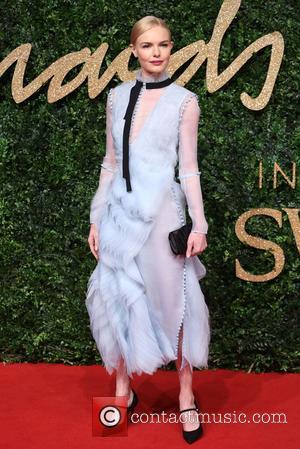 Kate Bosworth - The British Fashion Awards 2015 - Arrivals at The British Fashion Awards - London, United Kingdom -...