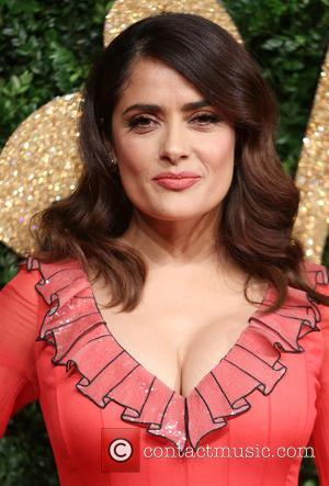 Salma Hayek Mourns Tragic Death Of Pet Dog
