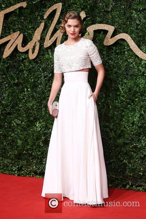 Karlie Kloss - The British Fashion Awards 2015 - Arrivals at The British Fashion Awards - London, United Kingdom -...