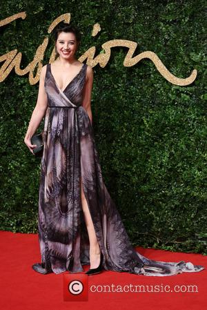 Daisy Lowe - The British Fashion Awards 2015 - Arrivals at The British Fashion Awards - London, United Kingdom -...