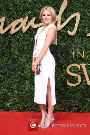 Pixie Lott - The British Fashion Awards 2015 - Arrivals at The British Fashion Awards - London, United Kingdom -...