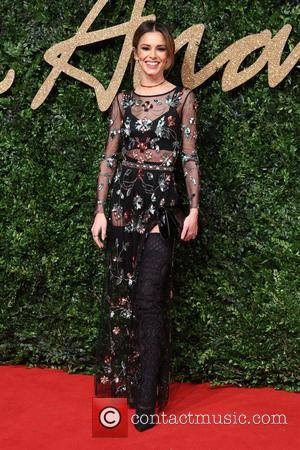 Cheryl Fernandez-Versini - The British Fashion Awards 2015 - Arrivals at The British Fashion Awards - London, United Kingdom -...