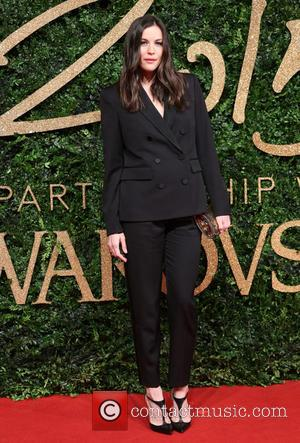 Liv Tyler - The British Fashion Awards 2015 - Arrivals at The British Fashion Awards - London, United Kingdom -...
