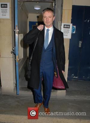 John Simm - The Homecoming Gala Night at the Trafalgar Studios  - Departures - London, United Kingdom - Monday...