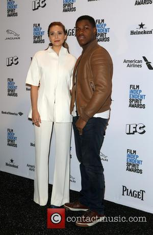Elizabeth Olsen and John Boyega