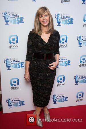 Kate Garraway - Global's Make Some Noise gala night held at Supernova - Arrivals. - London, United Kingdom - Tuesday...