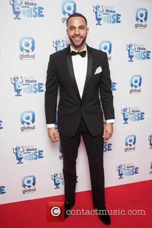 Marvin Humes - Global's Make Some Noise gala night held at Supernova - Arrivals. - London, United Kingdom - Tuesday...